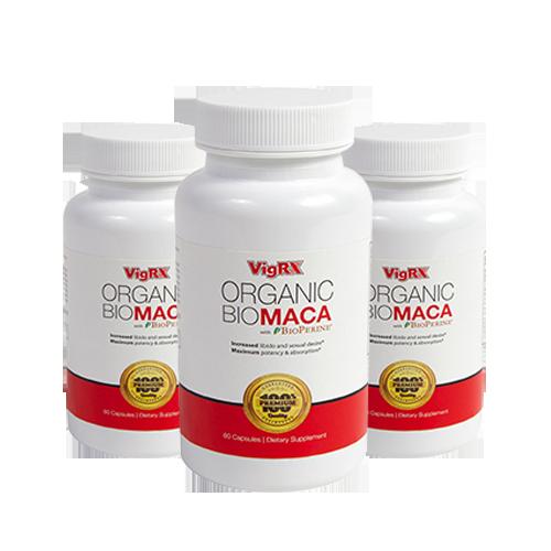VigRX® Organic Bio Maca